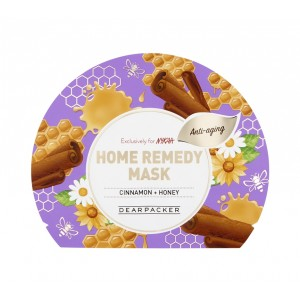 Buy DearPacker Home Remedy Mask - Cinnamon + Honey - Nykaa
