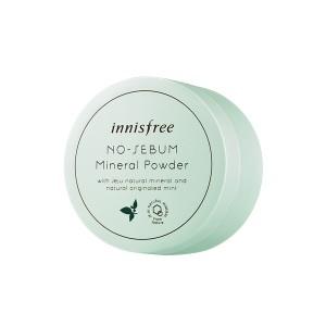 Buy Innisfree No Sebum Mineral Powder - Nykaa