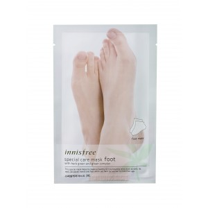 Buy Innisfree Special Care Mask - Foot - Nykaa