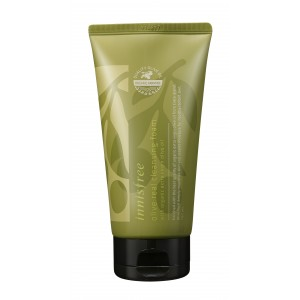 Buy Innisfree Olive Real Cleansing Foam  - Nykaa