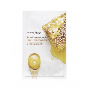 Buy Innisfree It's Real Squeeze Mask - Manuka Honey  - Nykaa
