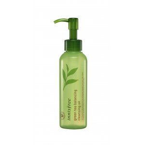 Buy Innisfree Green Tea Balancing Cleansing Oil  - Nykaa