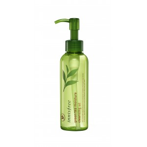 Buy Innisfree Green Tea Moisture Cleansing Oil  - Nykaa