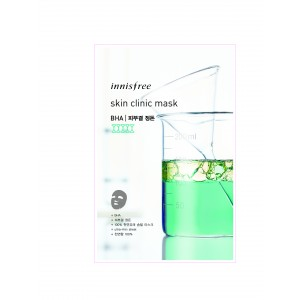Buy Innisfree Skin Clinic Mask - BHA - Nykaa