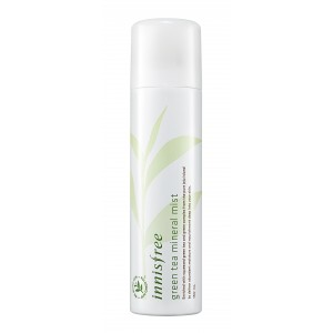 Buy Innisfree Green Tea Mineral Mist - Nykaa