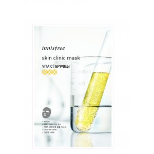 Buy Innisfree Skin Clinic Mask - Vita C - Nykaa