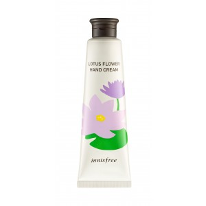 Buy Innisfree Lotus Flower Hand Cream - Nykaa