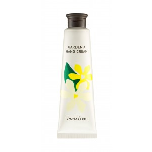 Buy Herbal Innisfree Gardenia Hand Cream - Nykaa