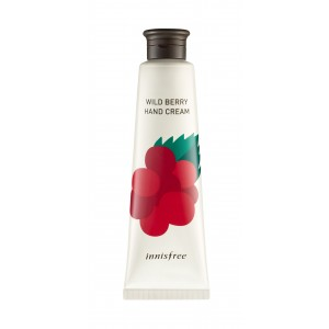 Buy Innisfree Wild Berry Hand Cream - Nykaa
