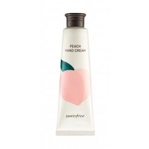 Buy Innisfree Peach Hand Cream - Nykaa