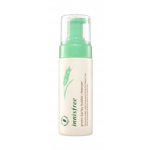 Buy Innisfree Green Barley Bubble Cleanser - Nykaa