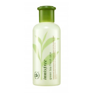 Buy Innisfree Green Tea Fresh Skin - Nykaa