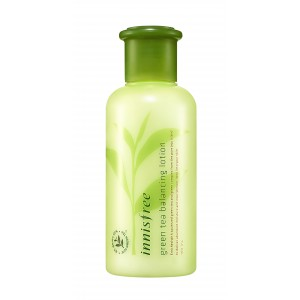 Buy Innisfree Green Tea Balancing Lotion - Nykaa