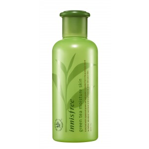 Buy Herbal Innisfree Green Tea Moisture Skin - Nykaa