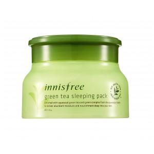 Buy Innisfree Green Tea Sleeping Pack - Nykaa