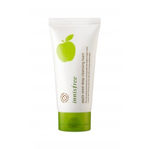 Buy Innisfree Apple Seed Deep Cleansing Foam - Nykaa