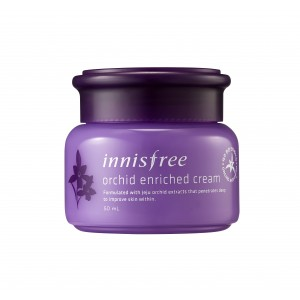 Buy Innisfree Orchid Enriched Cream  - Nykaa