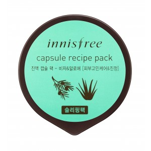 Buy Innisfree Capsule Recipe Pack - Bija & Aloe - Nykaa