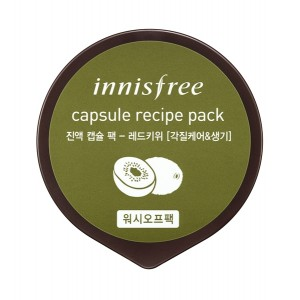 Buy Innisfree Capsule Recipe Pack - Red Kiwi - Nykaa
