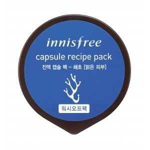 Buy Innisfree Capsule Recipe Pack - Seaweed - Nykaa