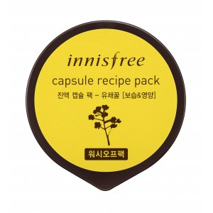 Buy Innisfree Capsule Recipe Pack - Canola Honey - Nykaa