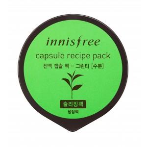 Buy Innisfree Capsule Recipe Pack - Green Tea - Nykaa