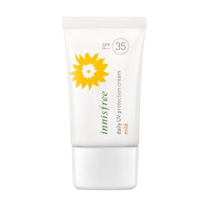 Buy Innisfree Daily UV Protection Cream Mild SPF 35 PA+++ - Nykaa