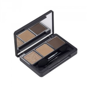 Buy The Face Shop Triple Eye Shadow - Nykaa