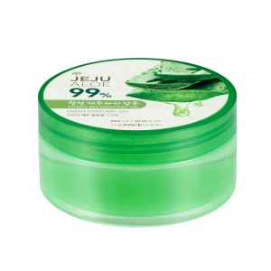 Buy The Face Shop Jeju Aloe Fresh Soothing Gel - Nykaa