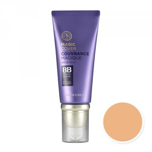 Buy The Face Shop Magic Cover BB Cream - Nykaa