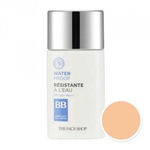 Buy The Face Shop Waterproof BB Cream - Nykaa