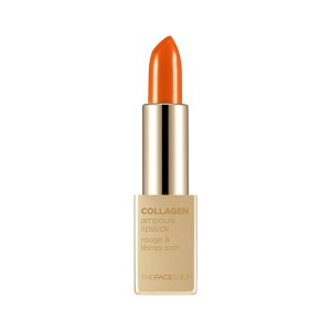 Buy The Face Shop Collagen Ampoule Lipstick - Nykaa