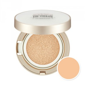 Buy The Face Shop The Therapy Cushion Foundation SPF 50+ - Nykaa