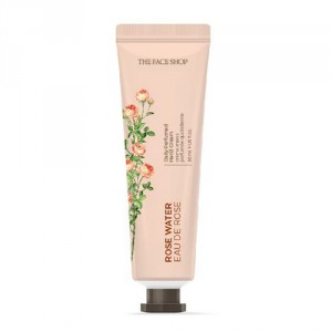 Buy The Face Shop Daily Perfume Hand Cream 01 Rose Water - Nykaa