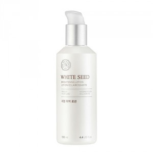 Buy The Face Shop White Seed Brightening Lotion - Nykaa