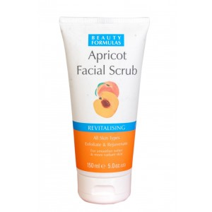 Buy Herbal Beauty Formulas Apricot Facial Scrub Revitalising - Nykaa