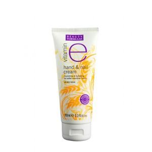 Buy Beauty Formulas Vitamin E Hand & Nail Cream - Nykaa