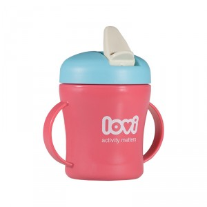 Buy Lovi First Baby Cup Light Red - Nykaa