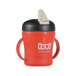 Buy Lovi First Baby Cup Red - Nykaa