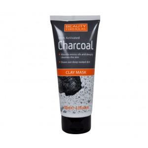 Buy Beauty Formulas with Activated Charcoal Clay Mask - Nykaa