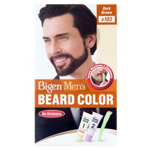 Buy Bigen Men's Beard Color - Nykaa