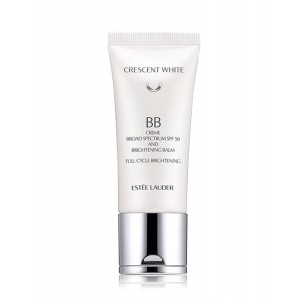 Buy Estée Lauder Crescent White BB Creme SPF 50 And Brightening Balm - Nykaa