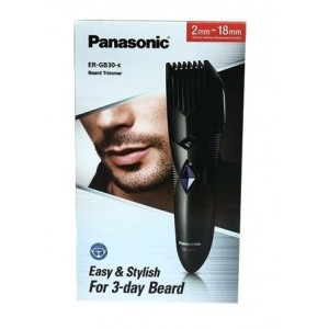 Buy Panasonic Beard Trimmer ER-GB30-K448 - Nykaa
