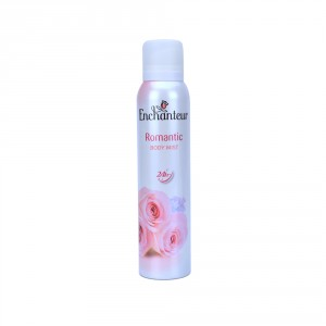 Buy Enchanteur Romantic Body Mist for Women - Nykaa