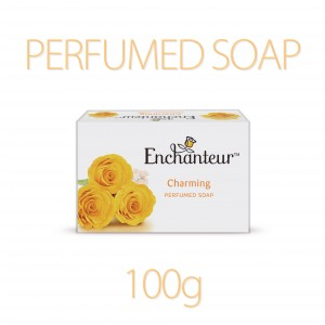 Buy Enchanteur Charming Perfumed Soap (Rs.4 Off) - Nykaa