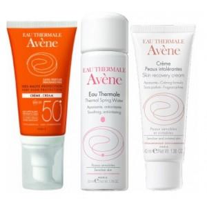 Buy Avene Sun Care Kit For Dry Skin - Nykaa