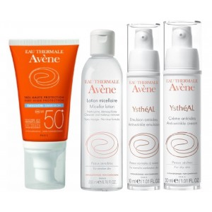 Buy Avene Anti-Aging Skin Regime Kit - Nykaa