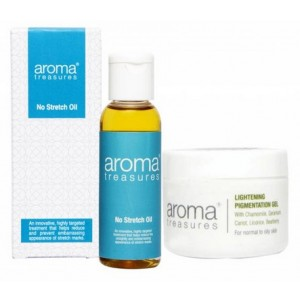 Buy Aroma Treasures No Stretch, No Marks Mini Combo (Set of 2) - Nykaa