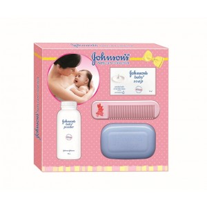 Buy Johnson & Johnson Baby Care Collection Compact - Nykaa