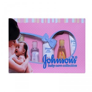 Buy Johnson's Baby Care Premium Collection - Nykaa